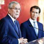 Austrian Chancellor Sebastian Kurz Faces No-Confidence Vote