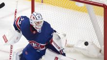Connor Hellebuyck registers second shutout of the season as Jets blank Canadiens 5-0