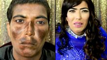 This heartfelt makeup transformation will bring tears to your eyes