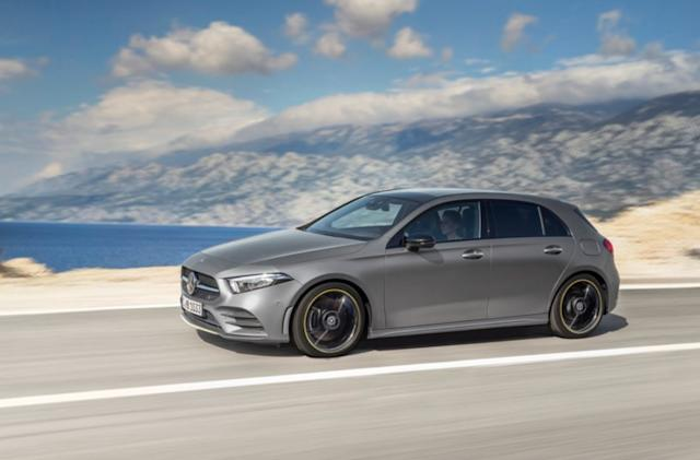 Mercedes' updated A-Class introduces individual car sharing