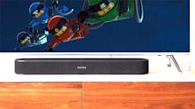 Sonos Beam soundbar: A voice-controlled fix for your TV's cruddy speakers