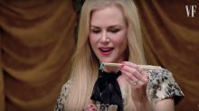 Nicole Kidman — and more than 2 billion people in the world — eat bugs