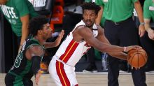 The Heat have turned the tables on the frustrated Celtics