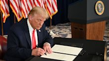 Executive order extends U.S. federally-held student loan interest freeze until end of 2020