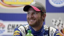 Dale Earnhardt Jr. to start first in final Talladega race
