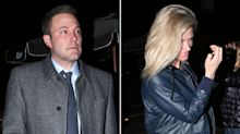 Ben Affleck & Lindsay Shookus Step Out in L.A. as Source Says They 'Enjoy Each Other's Company'