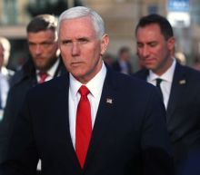 Iran rejects anti-Semitism allegation by Pence