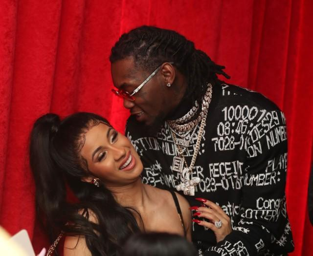 Cardi B Offset Welcome New Baby Girl