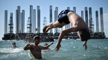 The Caspian Sea: rich in oil and gas and caviar