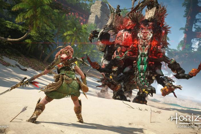 'Horizon Forbidden West' is reportedly delayed to 2022