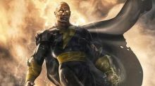 Dwayne Johnson reveals 'Black Adam' art, release date: 'This is a role unlike any other I've ever played in my career'