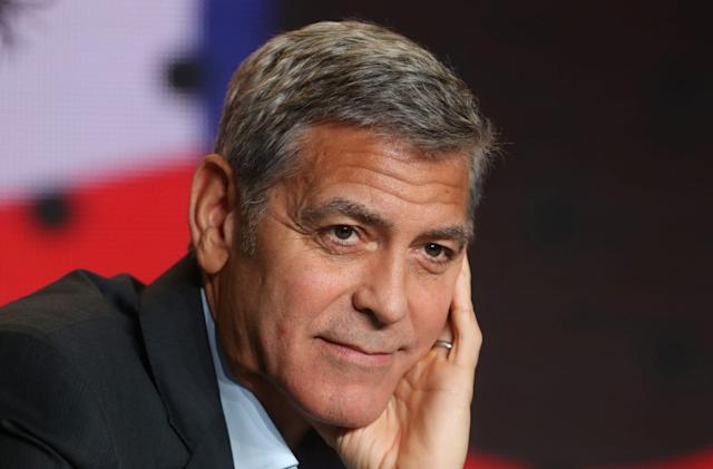 Netflix may run Watergate series developed by George Clooney