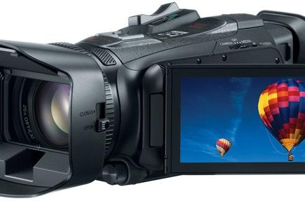 Canon outs VIXIA HF G30 camcorder with premium optics, XA20 and XA25 for pros (updated)