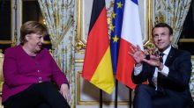 Macron, roue de secours de la grande coalition allemande