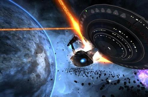 Players to get hands-on time with Star Trek Online at Eurogamer Expo