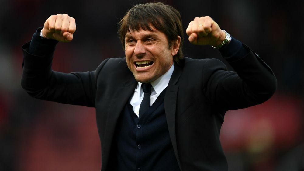 """Conte: """"No sé si sería titular en este Chelsea"""""""