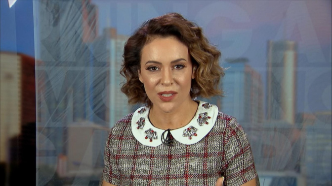 Alyssa Milano on #MeToo: 'We are going to be vocal until this stops'