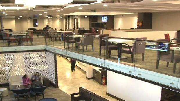 New Delhi Railway Station gets a world class transit lounge