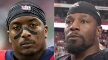 With Texans' Johnson & Johnson backfield, there's always a catch