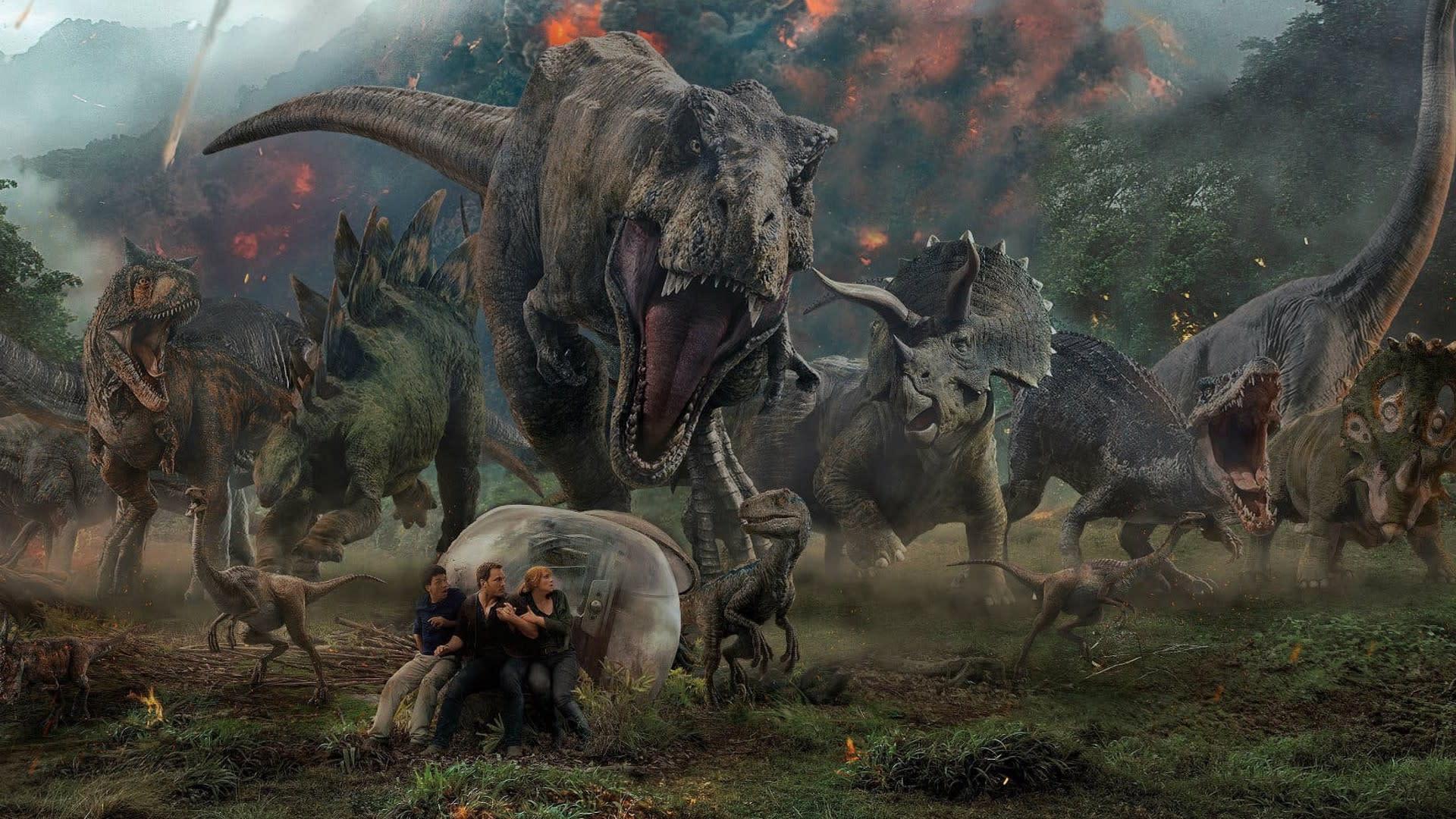 Jurassic World: Dominion will start new era for franchise