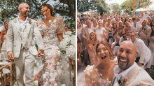 Inside Aussie influencer Pia Muehlenbeck's ultra-lavish wedding