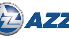 AZZ Inc. Announces the Divestiture of its Galvabar Business