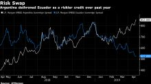 Debt Ghosts Rattle Argentina's Push for Shale Greatness