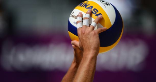 Volley - Ligue A (H) - Ligue A : Toulouse élimine Tours en quarts de finale