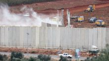 Lebanon's Aoun says Israeli anti-tunnel action no risk to peace