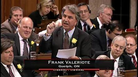 Frank Valeriote on Veterans Affairs tweets