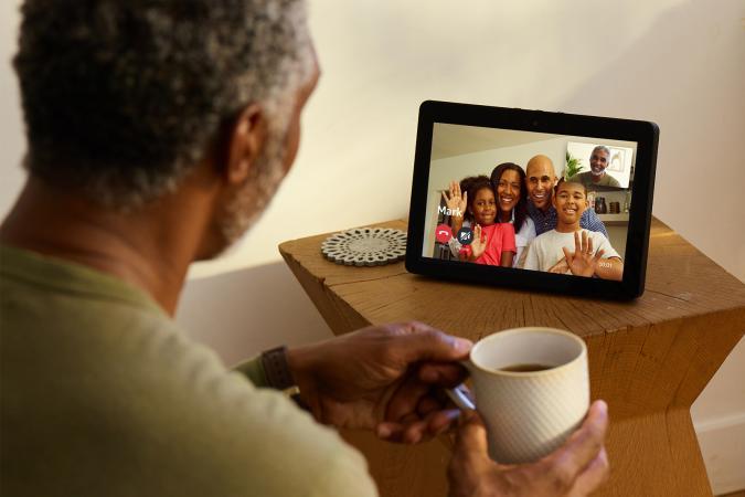Amazon Echo Show video call