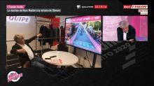 Cyclisme - Giro : La réaction de Madiot pendant la victoire de Démare