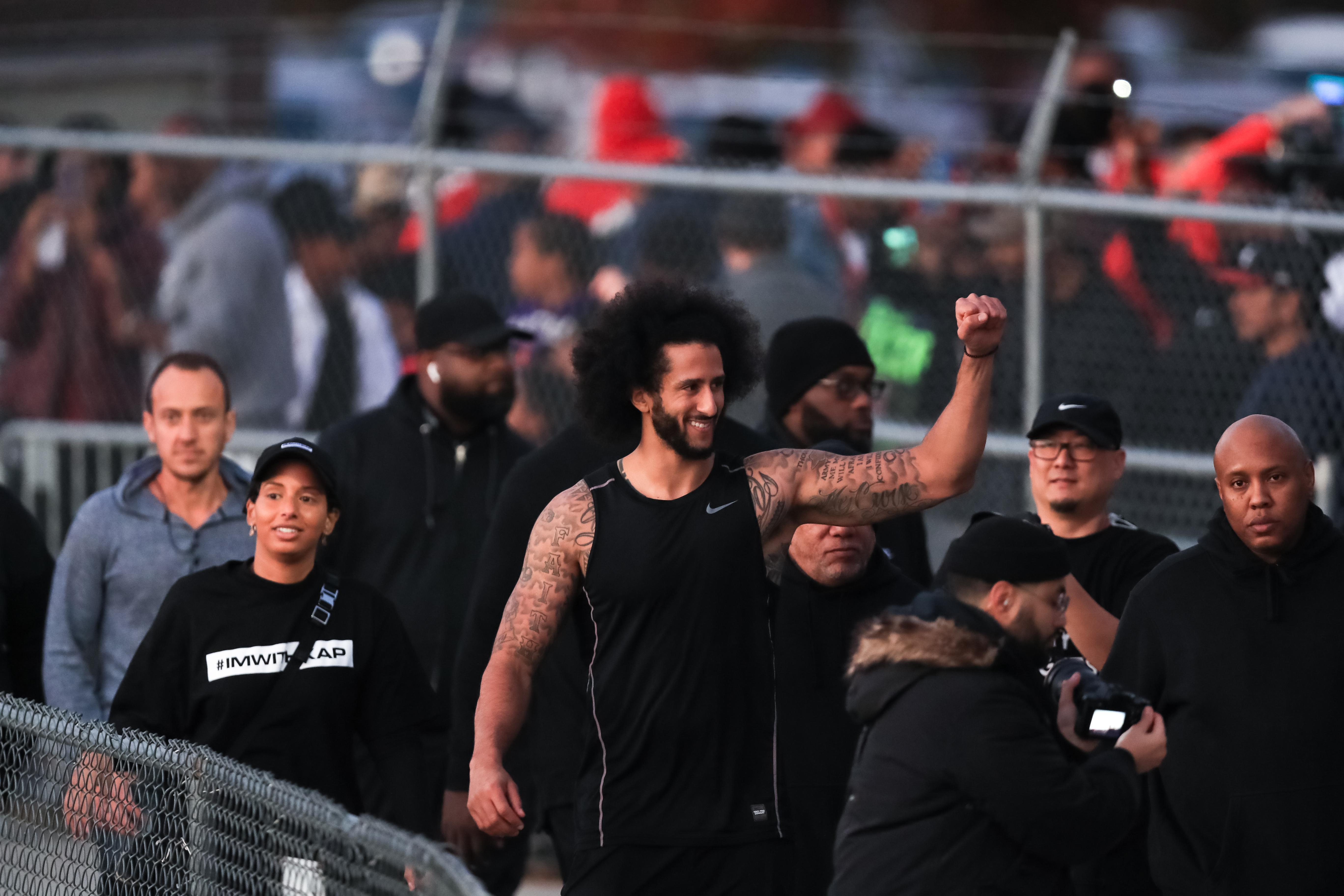 Tom Brady reiterates his hope that Colin Kaepernick gets another chance in NFL - Yahoo Sports