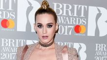 Katy Perry shares 'tragic' story behind first BRIT Awards