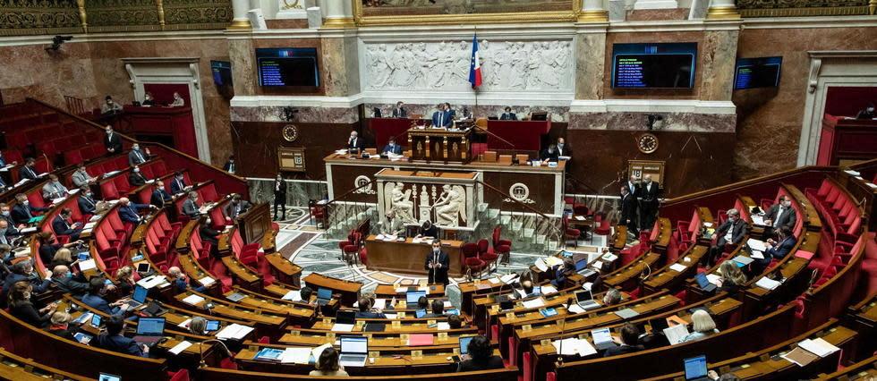 Loisur la «sécurité globale»: l'Assemblée vote largement en faveur du texte