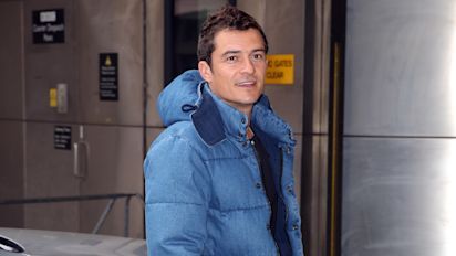 Orlando Bloom's elf warning: 'Don't get on the wrong side of me'