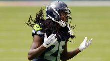 Chris Carson, Shaquill Griffin limited for Seahawks