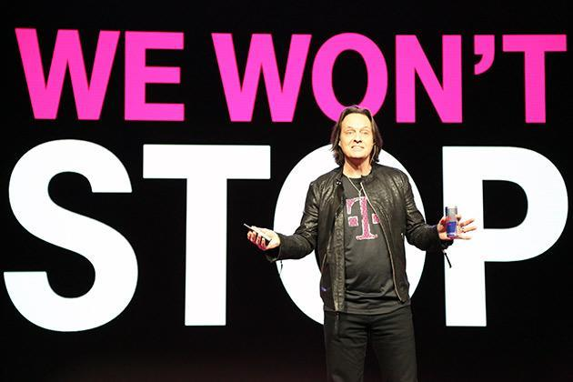 T-Mobile courts the business world with simple pricing, free website