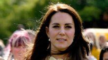 Kate Middleton de fiesta en fiesta