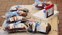 'It's a sad irony, isn't it?': Blood donations continue to drop off as COVID-19 cases rise and hospitals increase demand