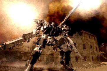 Armored Core 4 demo now Live