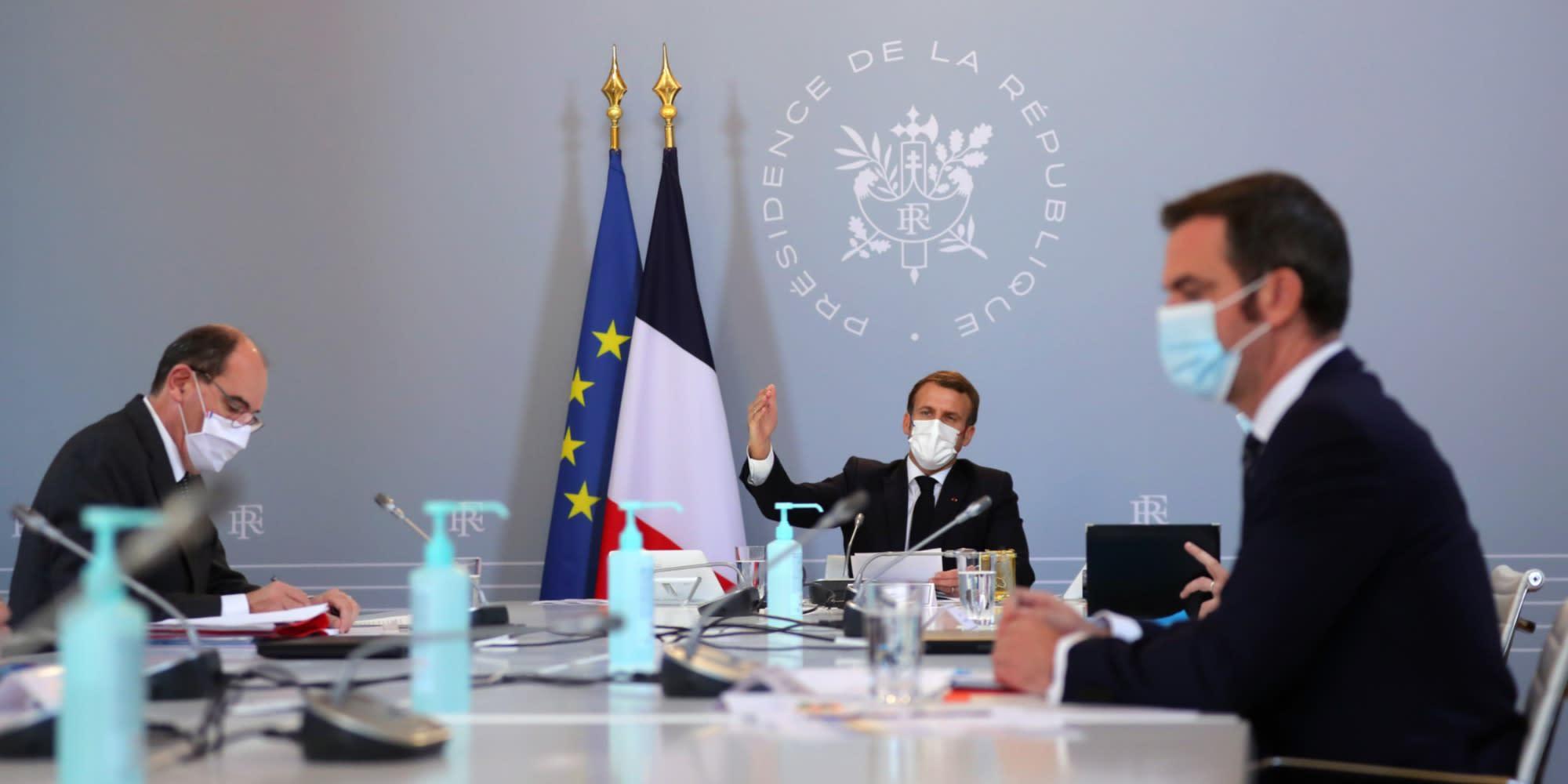 Reconfiner ou pas ? Emmanuel Macron devrait trancher samedi