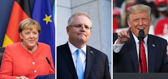 Top 5 highest paid world leaders: ScoMo one of them