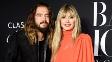 Heidi Klum and Tom Kaulitz Make First Red Carpet Appearance as a Married Couple in N.Y.C.