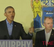 'You Cannot Complain If You Didn't Vote': Barack Obama Returns to the Campaign Trail