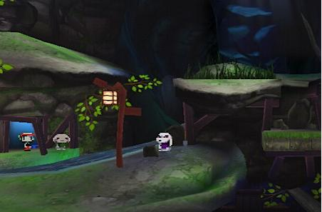 Cave Story 3D to feature dimension-defying 2D sprite mode