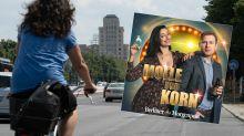 """Podcast """"Molle und Korn"""": Fahrradweg an der Karl-Marx-Allee - Was soll das denn?"""