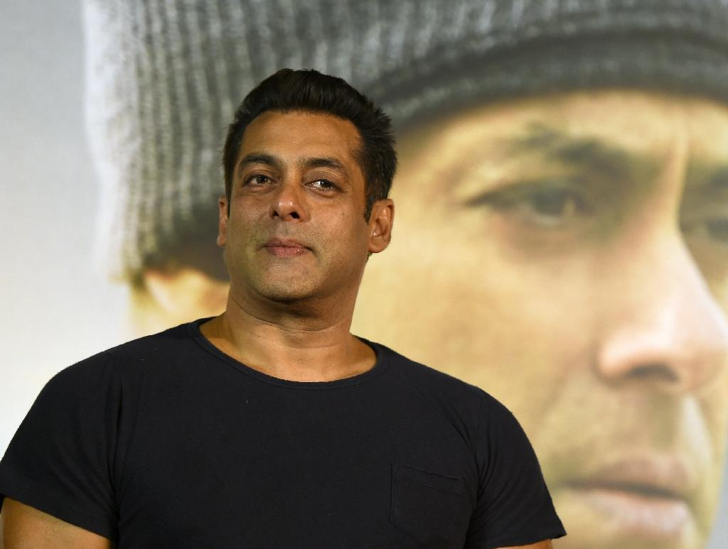 Salman Khan is one of the world's highest paid actors and the latest scandal is unlikely to injure his reputation (AFP Photo/PUNIT PARANJPE )