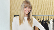 Jaime King Is the Latest Celeb to Jump on the Perm Bandwagon