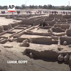 Egyptian mission discovers mortuary city in Luxor